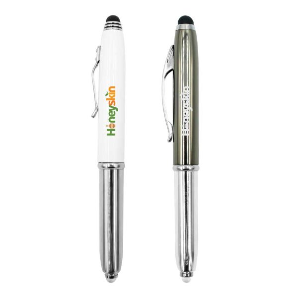 Promotional 3 in 1 Metal Pens