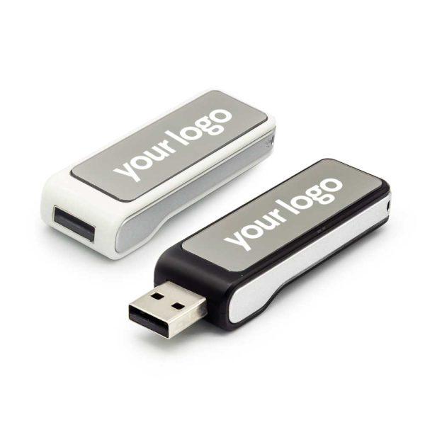 Branding Color Changing Logo USB
