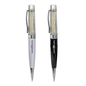 Branding Crystal Metal Pens