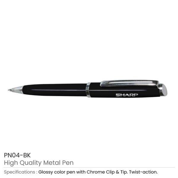 Black High Quality Metal Pen