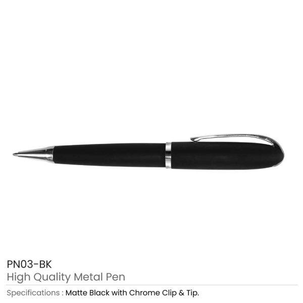 High Quality Pens Black