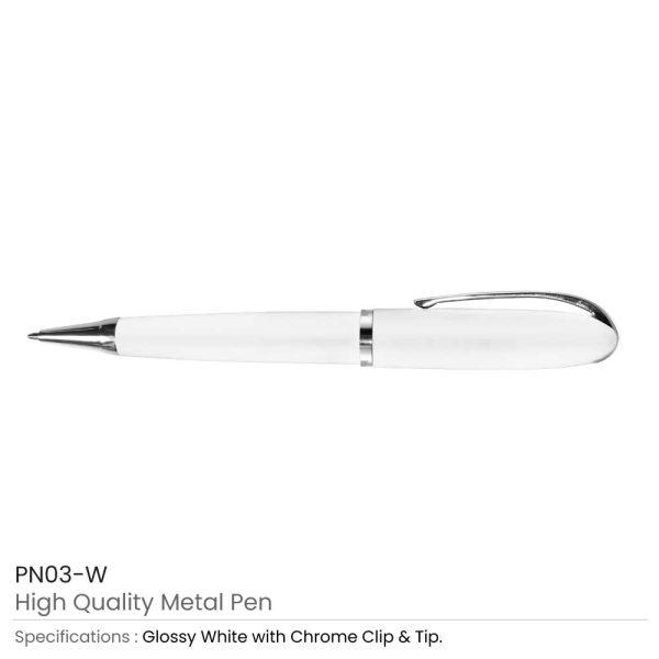 High Quality Pens White