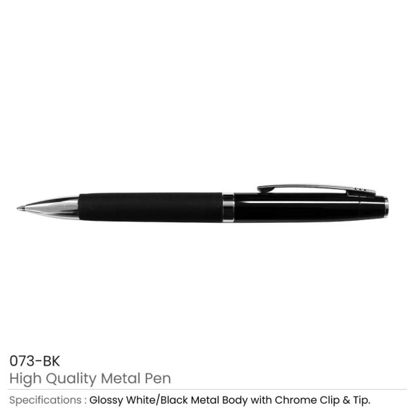 Metal Pens Black