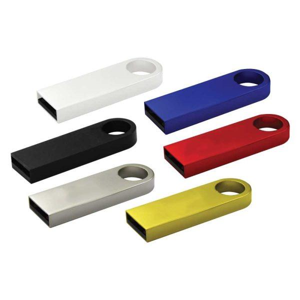 Metal USB Flash Drives 09