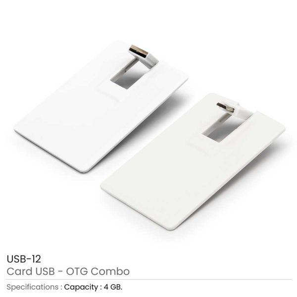 OTG Card USB For Mobile and Laptop