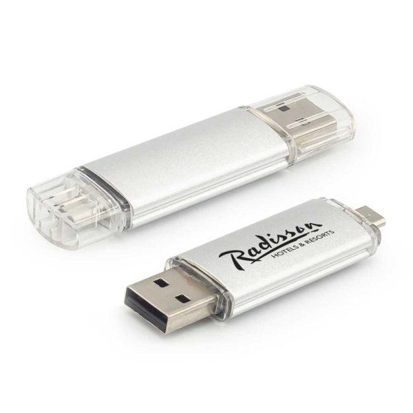 Branding Phone USB OTG Combo 42