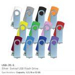 Silver-Swivel-USB-35-S-01