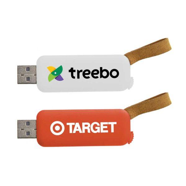 Branding Slide Flash Drives