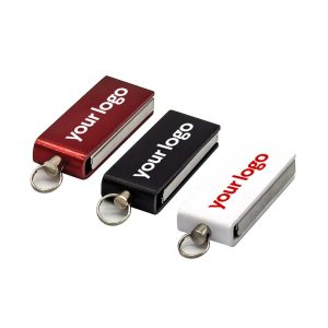 Branding Mini Swivel USB Flash Drives