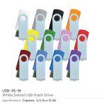 White-Swivel-USB-35-W