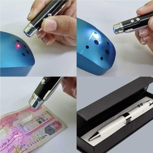 Promotional 5 in 1 USB Pen