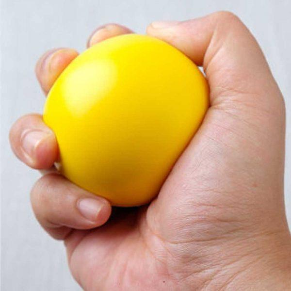 Anti-Stress Balls Yellow