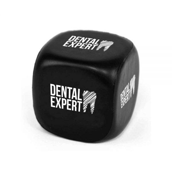 Promotional Anti Stress Cube
