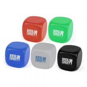 Promotional Anti Stress Cubes
