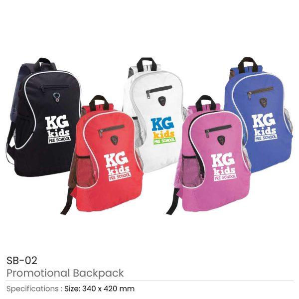 Promotional Backpacks SB-02