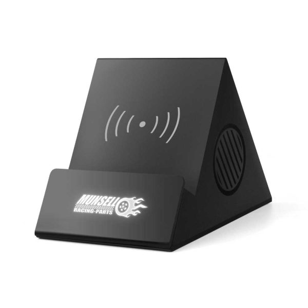 Branding Bluetooth Speaker with Wireless Charging MS-05