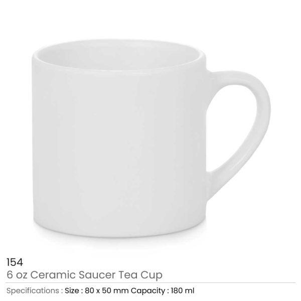 Ceramic Tea Cups 154