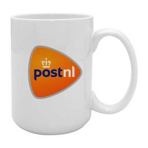 Branding Ceramic Mugs White Glossy 148