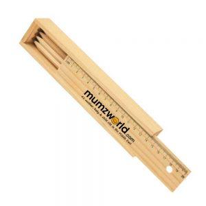 Branding Pencils Set with Box
