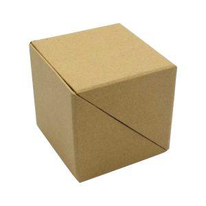 ECO Paper Cube Box
