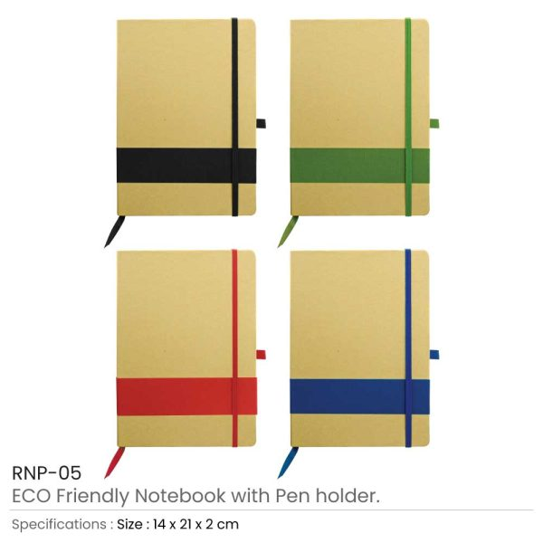 Promotional Eco Friendly Notebooks