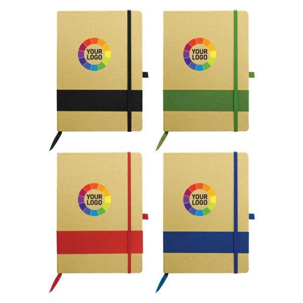 Branding Eco Friendly Notebooks