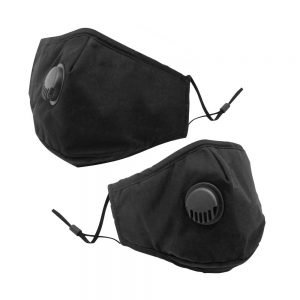 Fabric Face Mask with Air Vent