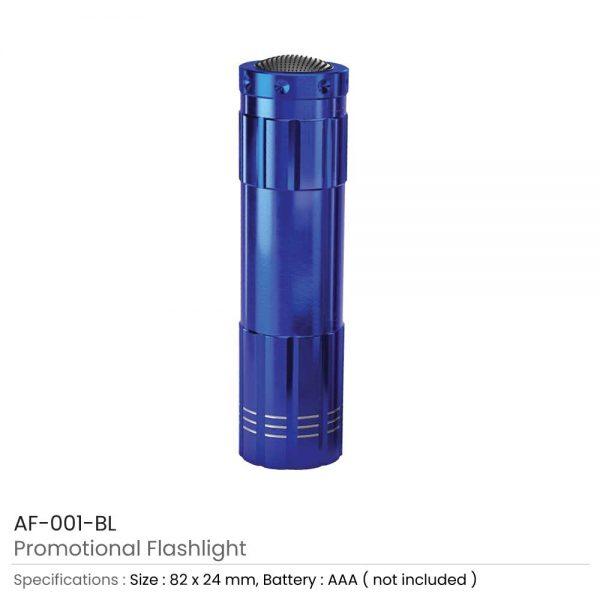 Flashlight Blue