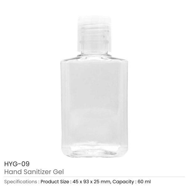 Hand Sanitizer Bottles HYG-09
