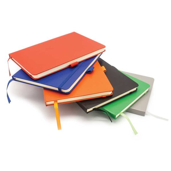 Hard Cover A5 Size Notebooks