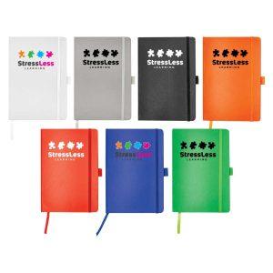Branding A5 Size Notebooks