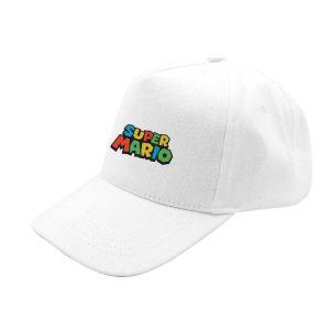 Branding Kids Cotton Caps