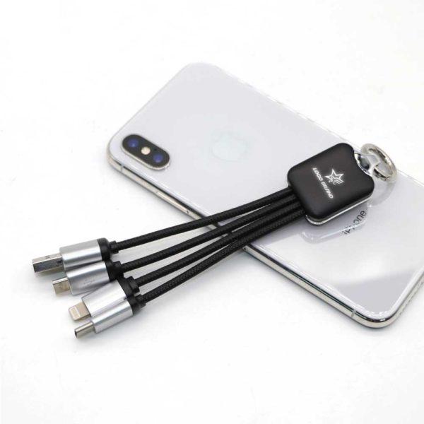Multi Charging Cable JU-OC-L2