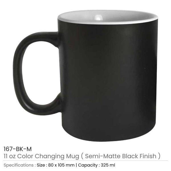 Magic Mugs 167-BK-M