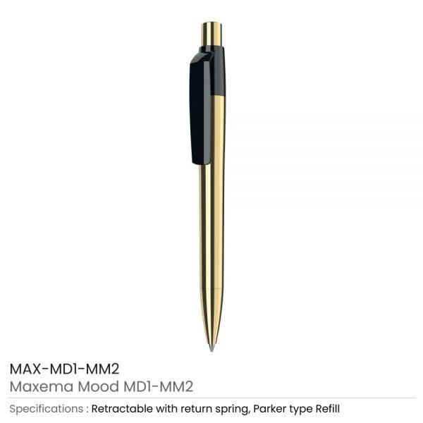 Mood Metal Pens