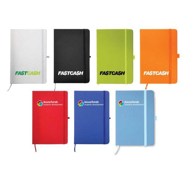 Branding PU Leather Notebooks