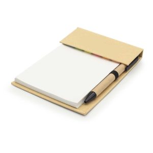 Gift item Notepad with Sticky Note & Pen
