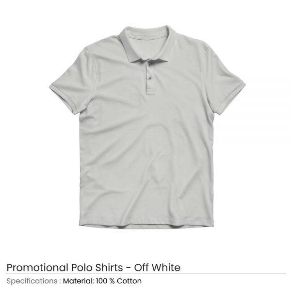 Polo T-shirts Off White