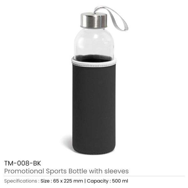 Promotional Bottles TM-008-BK