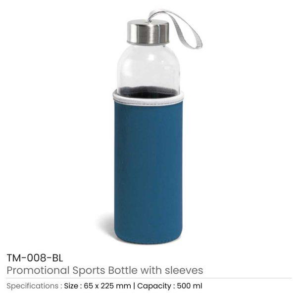 Promotional Bottles TM-008-BL