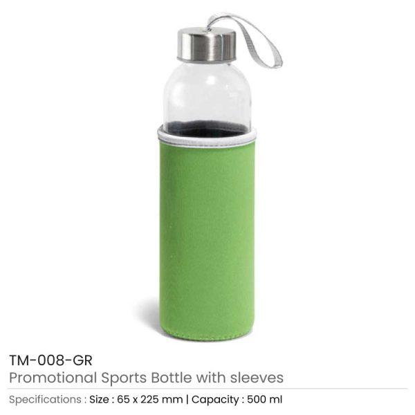Promotional Bottles TM-008-GR
