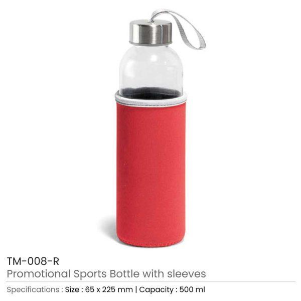 Promotional Bottles TM-008-R
