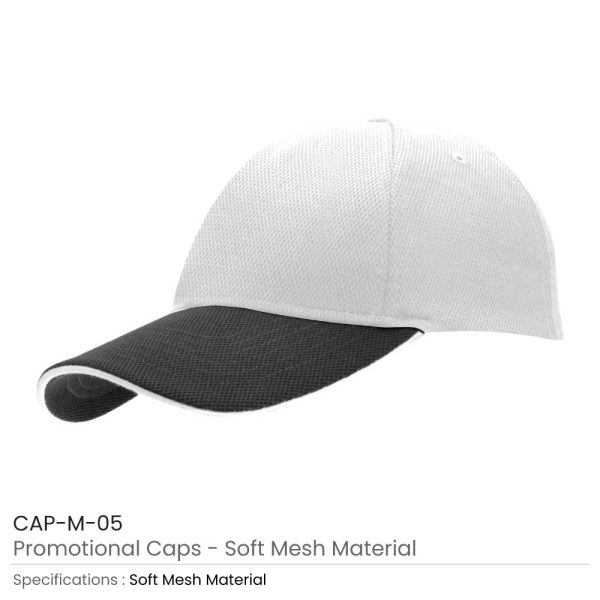 Cotton Caps Black
