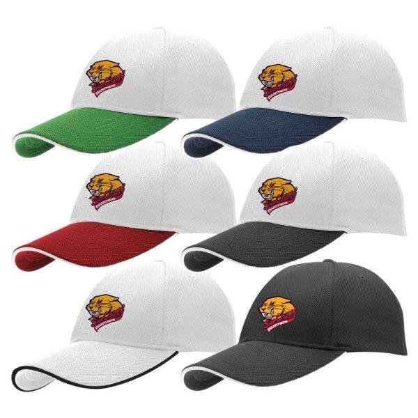 Branding Cotton Caps