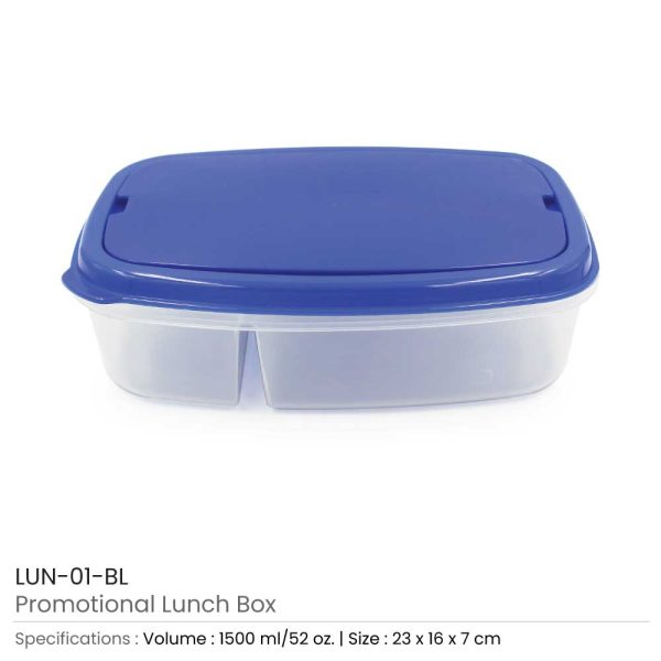 Promotional Lunch Box LUN-01-BL