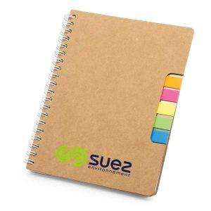 Branding Spiral Notebook