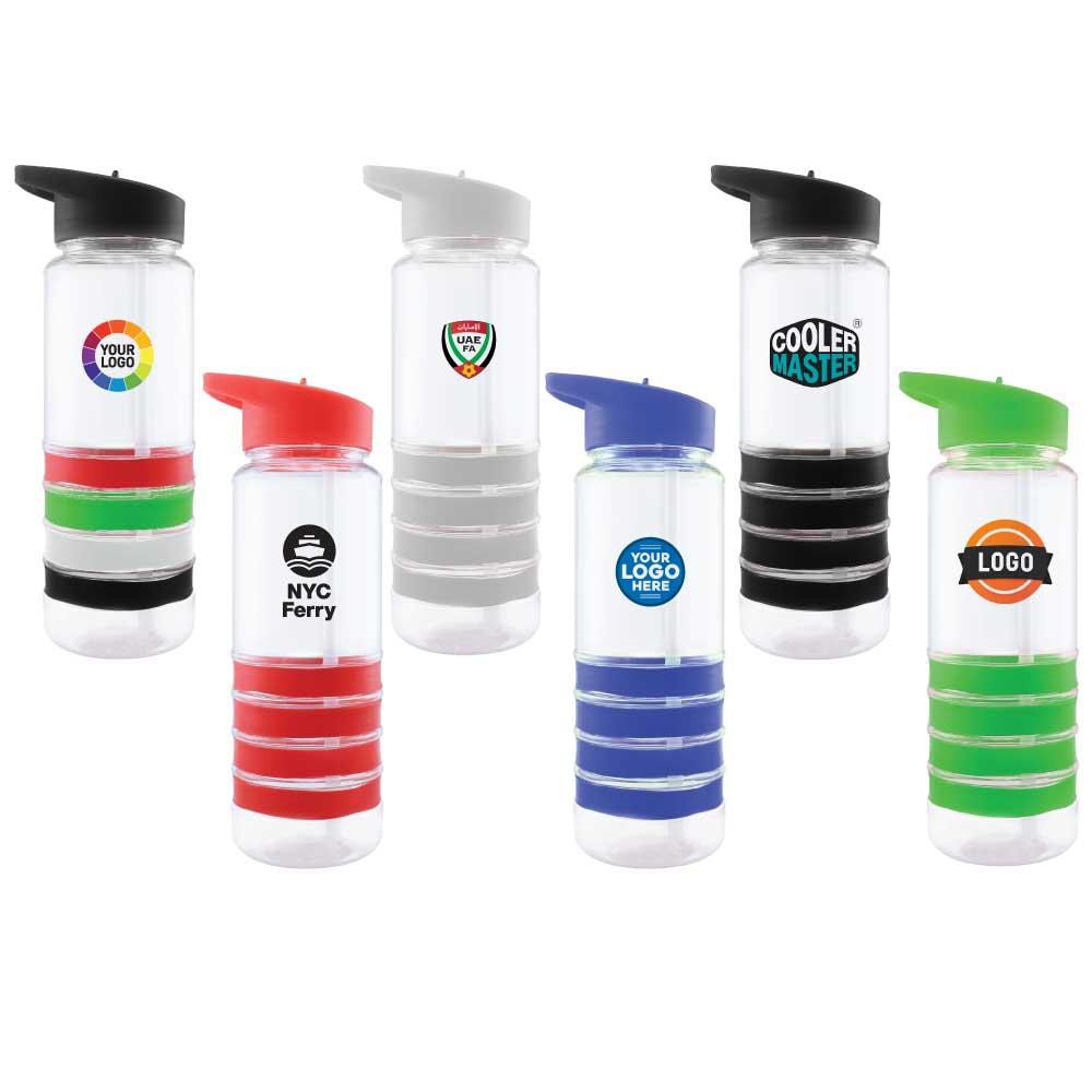 Branding Sports Bottle with Straw TM-007