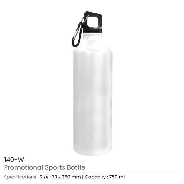 Promotional Sports Bottles 140