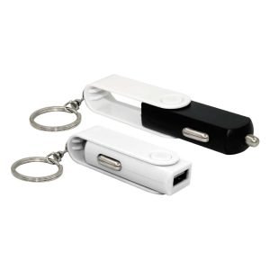 Branding Swivel Car Chargers CARC-S2