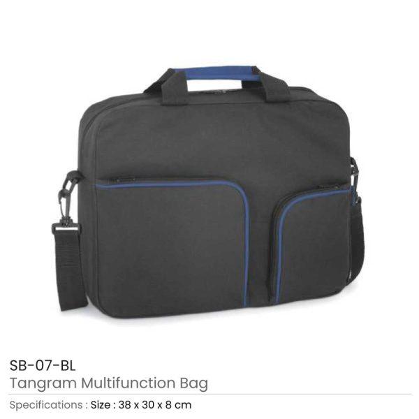 Multifunction Bags - Blue